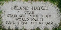 Leland Jean Hatch