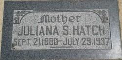 Julianna <i>Swain</i> Hatch