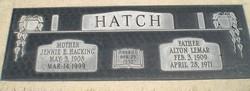 Jennie Elizabeth <i>Hacking</i> Hatch