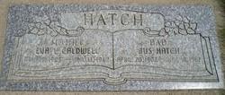 Eva Luella <i>Calwell</i> Hatch