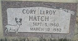 Cory Leroy Hatch