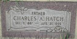 Charles Alexander Hatch