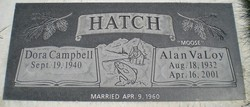 Alan Valoy Moose Hatch