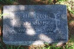 Sara Eleanor Nellie <i>Fonda</i> Argersinger