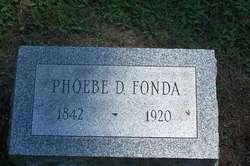 Phoebe Dillenbeck Fonda