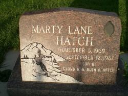 Marty Lane Hatch