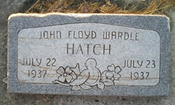 John Floyd Wadle Hatch