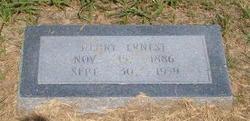 Henry Ernest Nichols