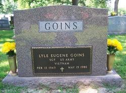Marshall Eugene Goins