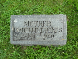 Isabelle T Jones