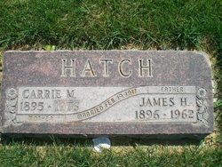 James Harvey Hatch