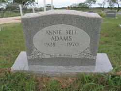 Annie Bell Adams
