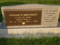Edward Harold Abplanalp
