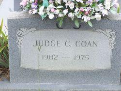 Judge Carson Coan