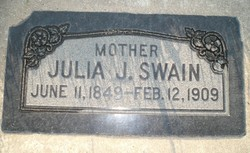Julia J Swain