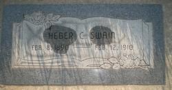 Heber C Swain