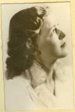 Eva Lucille <i>Wann</i> Denton