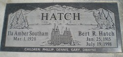 Abert R Hatch