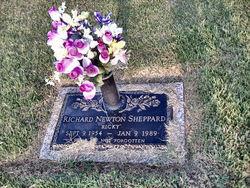 Richard Newton Ricky Sheppard