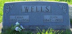 Mary Emma <i>Salesman</i> Wells