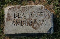 Beatrice <i>Phillips</i> Anderson