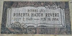 Roberta <i>Hatch</i> Revert
