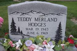 PFC Teddy Merlin Hodges, Jr