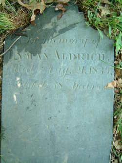 Lyman Aldrich