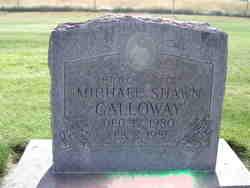 Michael Shawn Galloway