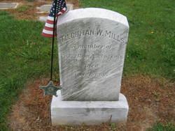 Tilchman W Mills