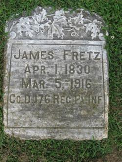James William Fretz