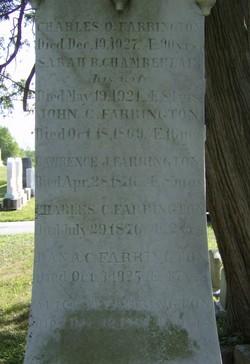 Charles Oliver Farrington