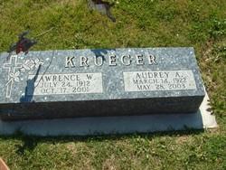 Audrey Ann <i>Meyer</i> Krueger