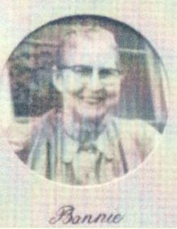 Bannie Elizabeth <i>Everhart</i> Berrier