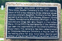 Oklahoma Veterans Cemetery