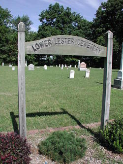 Lower Lester Cemetery