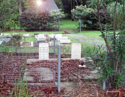 Coffs Harbour Historic Cemetery