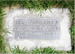 Ida Margaret <i>Tuttle</i> DeSpain