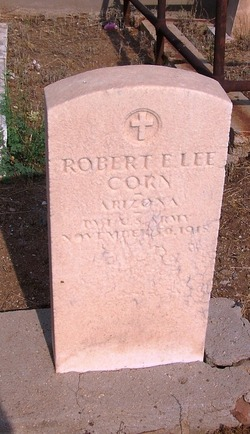 Robert E. Lee Corn