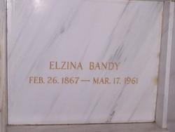 Elzina <i>Terrell</i> Bandy