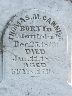 Thomas M. Canning