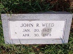 John R. Weed