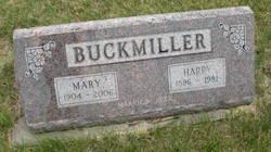 Mary Jane <i>Dowse</i> Buckmiller