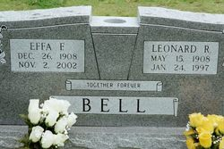 Leonard R Bell