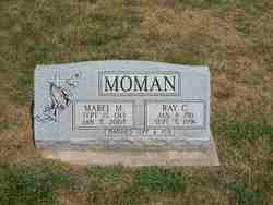 Ray Clarence Moman