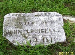 Eliza Mariah <i>Olmstead</i> Louiselle