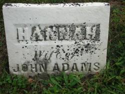 Hannah Smith Adams
