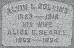 Alice C <i>Searle</i> Collins