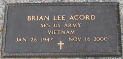 Brian Lee Acord