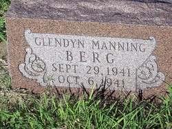 Glendyn <i>Manning</i> Berg